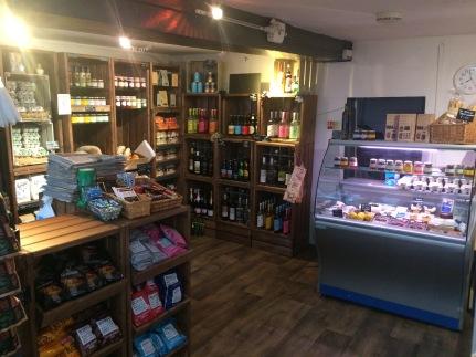Newly refurbished store