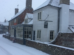 snow tea room